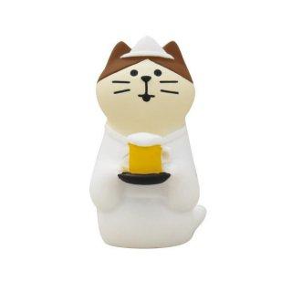 【うらめしビール猫 (ZCB-79182)】 DECOLE concombre デコレ コンコンブル おばけ茶屋 【 ネコポス不可 】【C】