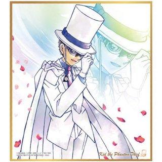 名探偵コナン色紙ART6 [3.怪盗キッド]【ネコポス配送対応】【C】