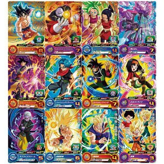 【全部揃ってます!!】スーパードラゴンボールヒーローズカードグミ13 [全12種セット(フルコンプ)]【ネコポス配送対応】【C】