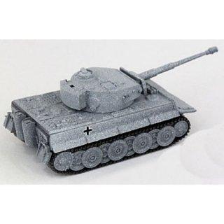 ホビーガチャ 陸上模型 戦車コレクション 総編 [3.ドイツ重戦車 TIGER I(冬用迷彩)]【ネコポス配送対応】【C】