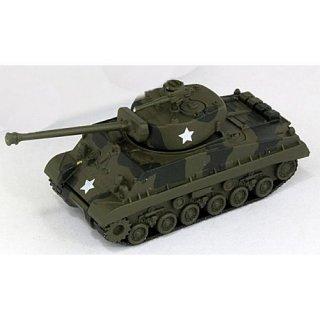 ホビーガチャ 陸上模型 戦車コレクション 総編 [4.アメリカ中戦車 M4 SHERMAN(2色迷彩)]【ネコポス配送対応】【C】