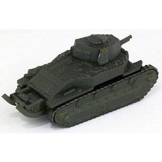 ホビーガチャ 陸上模型 戦車コレクション 総編 [7.日本 八九式中戦車 甲型(単色迷彩)]【ネコポス配送対応】【C】
