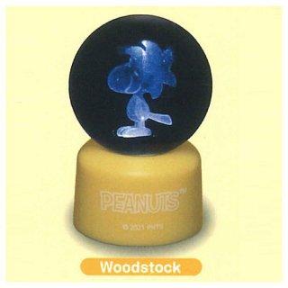 スヌーピー クリアボールライト Part.2 [3.Woodstock]【 ネコポス不可 】
