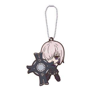 Fate/Grand Order 神聖円卓領域キャメロット カプセルラバーマスコット02 [1.マシュ・キリエライト]【ネコポス配送対応】【C】