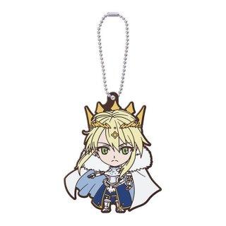 Fate/Grand Order 神聖円卓領域キャメロット カプセルラバーマスコット02 [2.獅子王]【ネコポス配送対応】【C】