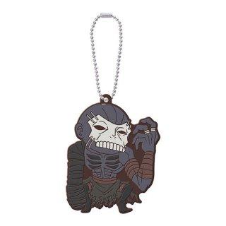 Fate/Grand Order 神聖円卓領域キャメロット カプセルラバーマスコット02 [7.呪腕のハサン]【ネコポス配送対応】【C】