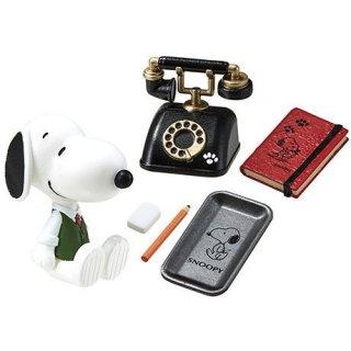 Snoopy's VINTAGE WRITING ROOM (スヌーピー ビンテージライティングルーム) [6.アポイントは電話で]【ネコポス配送対応】 (RM)