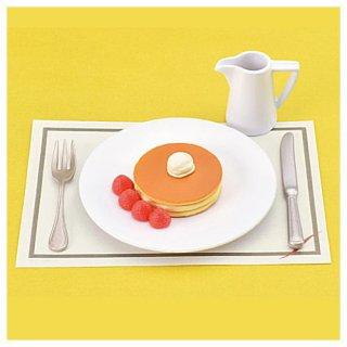 Hanako 大銀座 ミニチュアコレクション [2.帝国ホテル インペリアルパンケーキ いちご添え]【ネコポス配送対応】【C】