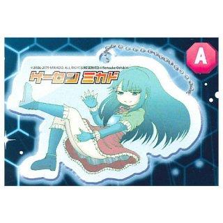 ゲーセンミカド公式キャラクター ミカドちゃんアクリルBC [1.A]【ネコポス配送対応】【C】