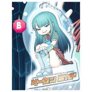 ゲーセンミカド公式キャラクター ミカドちゃんアクリルBC [2.B]【ネコポス配送対応】【C】