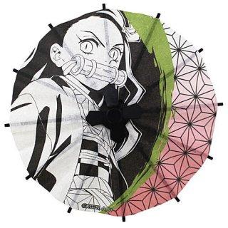 ガチャぶんのいちシリーズ 鬼滅の刃 和傘 [2.竈門禰豆子]【 ネコポス不可 】【C】
