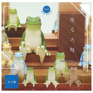 【全部揃ってます!!】座る大蛙 [全3種セット(フルコンプ)]【 ネコポス不可 】【C】