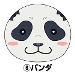呪術廻戦 おまんじゅうにぎにぎマスコット [6.パンダ]【 ネコポス不可 】