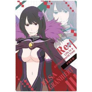 Re:ゼロから始める異世界生活 ウエハース vol.4 [11.キャラクターカード6:エルザ・グランヒルテ]【ネコポス配送対応】【C】※カードのみ