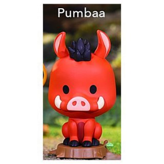 POPMART DISNEY アニマルシリーズ [5.Pumbaa]【 ネコポス不可 】