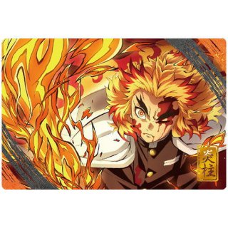 鬼滅の刃 ウエハース3 [34.ビジュアルカード5:煉獄杏寿郎]【ネコポス配送対応】【C】※カードのみ
