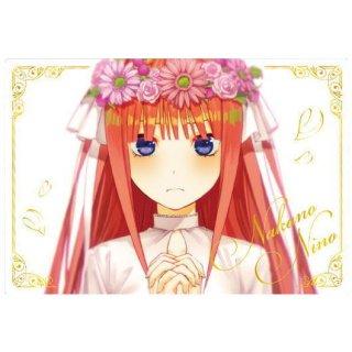 五等分の花嫁∬ ウエハース [19.ビジュアルカード2:中野二乃]【ネコポス配送対応】【C】※カードのみ