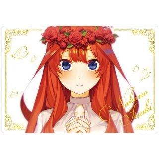 五等分の花嫁∬ ウエハース [22.ビジュアルカード5:中野五月]【ネコポス配送対応】【C】※カードのみ
