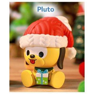 POPMART ディズニー ミッキー&フレンズ ウィンター [7.Pluto]【 ネコポス不可 】