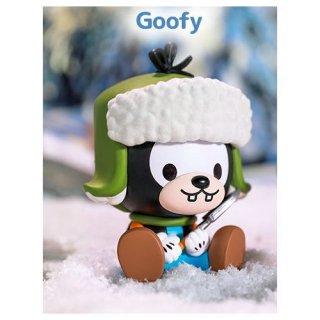 POPMART ディズニー ミッキー&フレンズ ウィンター [10.Goofy]【 ネコポス不可 】