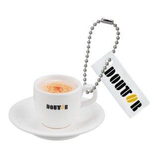 ドトールコーヒー ドトール マスコットチャーム [1.カプチーノ]【ネコポス配送対応】【C】