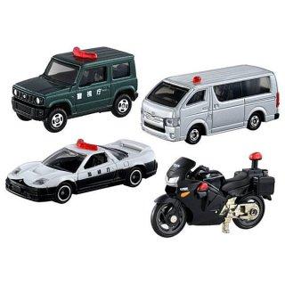トミカ 事件を解決!警察車両コレクション (2021年4月17日発売) JAN:4904810170549 【 ネコポス不可 】【C】