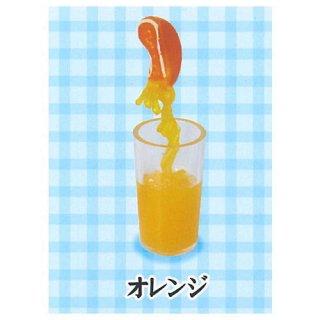 生搾りジュースマスコット [1.オレンジ]【ネコポス配送対応】【C】