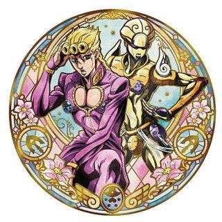 ディスクART ジョジョの奇妙な冒険 黄金の風 [11.レア:ジョルノ・ジョバァーナ(金色箔押し)]【ネコポス配送対応】【C】