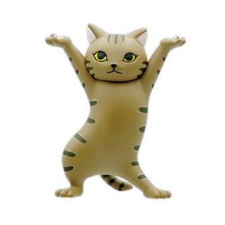 ネコのペンおき4 [1.キジトラ]【ネコポス配送対応】【C】