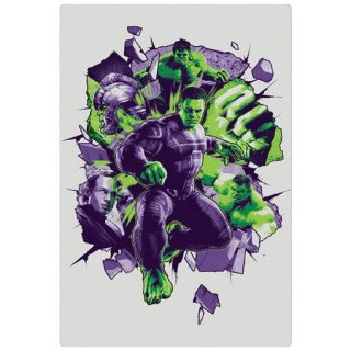 MARVEL THE INFINITY SAGA ウエハース [24.ビジュアルアートカード4:インクレディブル・ハルク]【ネコポス配送対応】 【C】