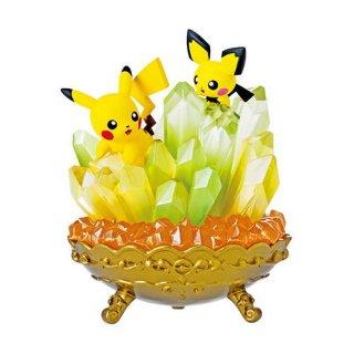 ポケットモンスター ポケモン Pokemon Gemstone Collection (ジェムストーン コレクション) [1.ピカチュウ&ピチュー]【 ネコポス不可 】(RM)
