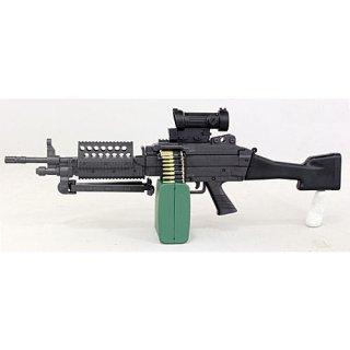 THE銃 リアルミニSP ライトマシンガン [1.Mk46 Long stock(ロングストック)]【ネコポス配送対応】【C】