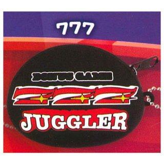 JUGGLER ぷっくりミニシリコンポーチ [2.777]【ネコポス配送対応】【C】