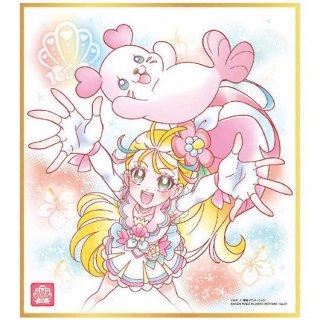 プリキュア 色紙ART5 [1.くるるん with キュアサマー]【ネコポス配送対応】【C】