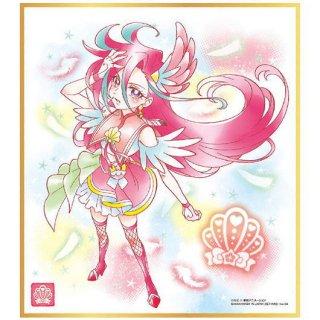 プリキュア 色紙ART5 [4.キュアフラミンゴ]【ネコポス配送対応】【C】