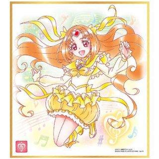プリキュア 色紙ART5 [15.キュアミューズ]【ネコポス配送対応】【C】