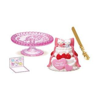 サンリオキャラクターズ KAWAII CAKE SHOP (カワイイ ケーキショップ) [8.ウエディングケーキもおまかせ!]【 ネコポス不可 】(RM)