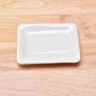 ミニチュアパーツ 陶器 Mサイズ [MPLP39] (セラミックプレート/カラー:ホワイト) [m-s][imp] 【ネコポス配送対応】【C】
