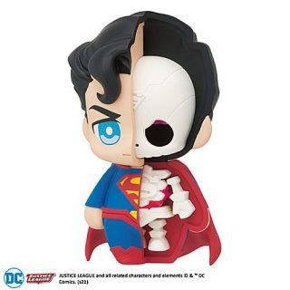 KAITAI FANTASY Justice League (カイタイファンタジー ジャスティス・リーグ) [2.スーパーマン]【 ネコポス不可 】