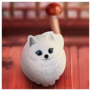 DODOWO デブDODOシリーズ [2.雪狐]【 ネコポス不可 】