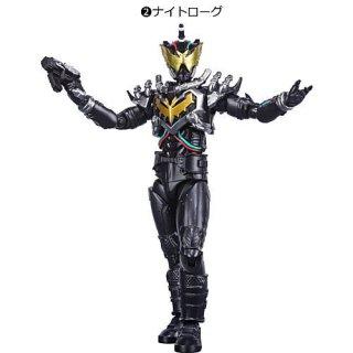 SHODO-O 仮面ライダー6 [2.ナイトローグ]【 ネコポス不可 】【C】