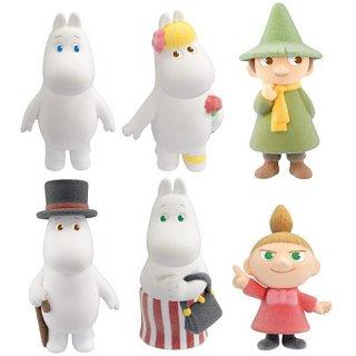 【全部揃ってます!!】ムーミン MOOMIN Doll Collection [全6種セット(フルコンプ)]【 ネコポス不可 】【C】