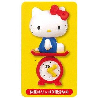 ハローキティ I'm Hello Kitty フィギュアコレクション [2.体重はリンゴ3個分なの]【ネコポス配送対応】【C】