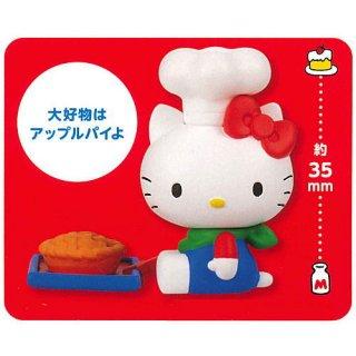 ハローキティ I'm Hello Kitty フィギュアコレクション [3.大好物はアップルパイよ]【ネコポス配送対応】【C】