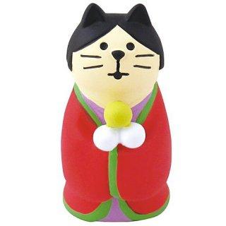 【かぐや姫猫 (ZTM-43572)】 DECOLE concombre デコレ コンコンブル お月見 竹の湯温泉 月夜のおもてなし 【 ネコポス不可 】【C】