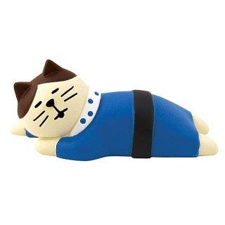 【ほぐされ猫 (ZTM-43575)】 DECOLE concombre デコレ コンコンブル お月見 竹の湯温泉 月夜のおもてなし 【 ネコポス不可 】【C】