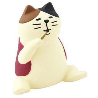 【たらふく猫 (ZTM-43578)】 DECOLE concombre デコレ コンコンブル お月見 竹の湯温泉 月夜のおもてなし 【 ネコポス不可 】【C】
