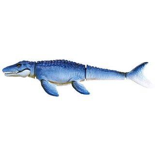 ガチャアクション THE恐竜 海の捕食者 [4.モササウルス(ブルー)]【 ネコポス不可 】【C】