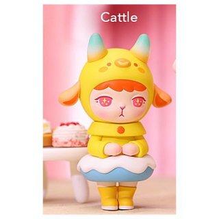 POPMART BUNNY 十二支シリーズ [2.Cattle]【 ネコポス不可 】