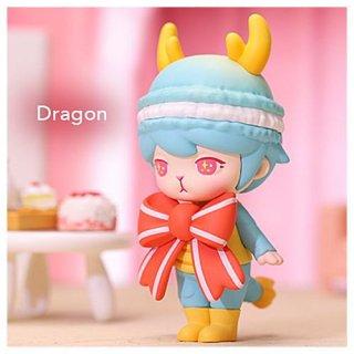 POPMART BUNNY 十二支シリーズ [5.Dragon]【 ネコポス不可 】